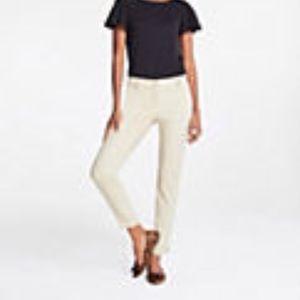 Cotton Crop Pants